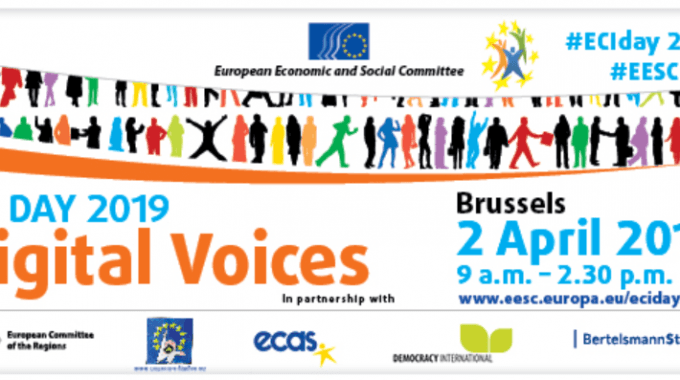 ECI DAY 2019: DIGITAL VOICES