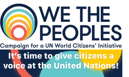The European Citizens' Initiative Inspires Globally