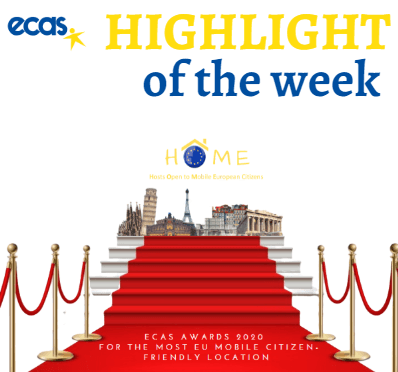 ECAS Highlight Of The Week – Cast Your Vote For The ECAS Awards 2020